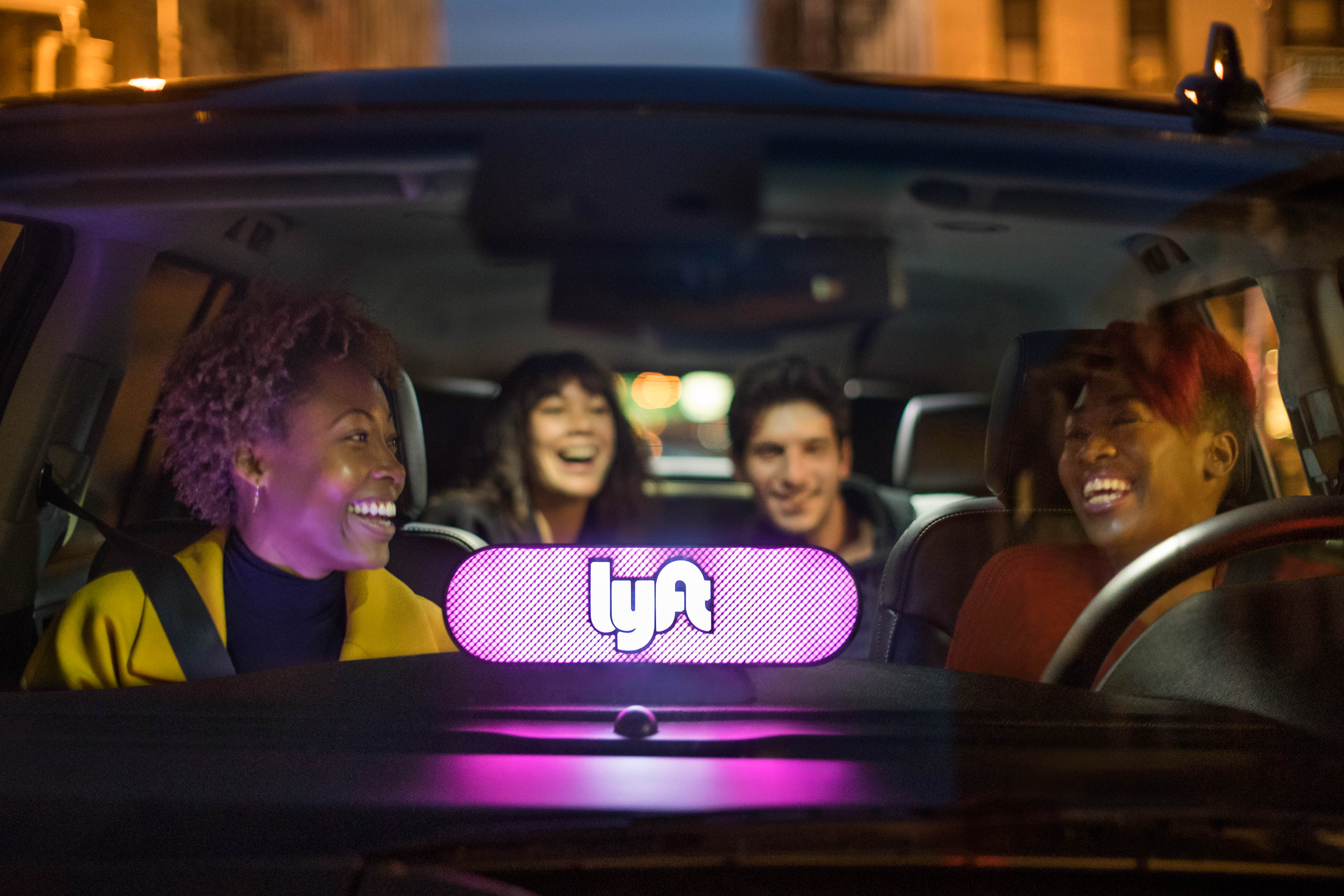Lyft Offers Self-Driving Car Trips in Boston