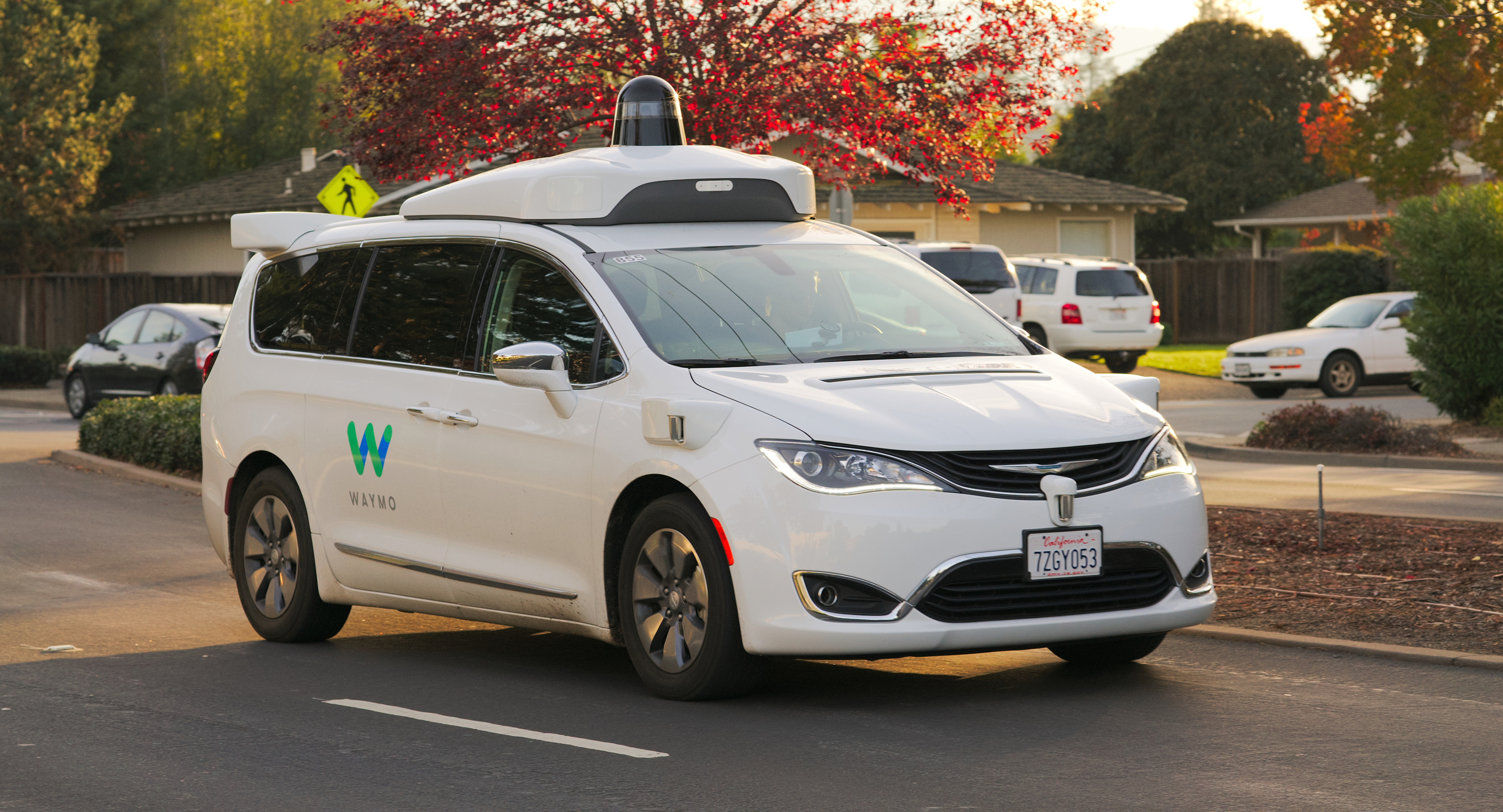 Driverless Vehicle Testing Could Begin in California by April