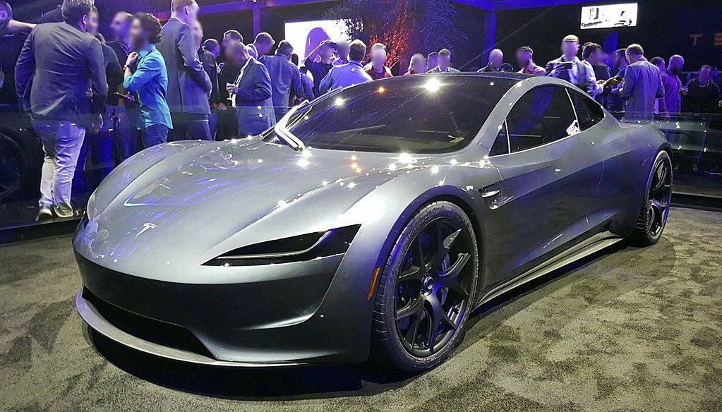 Tesla Revives Roadster