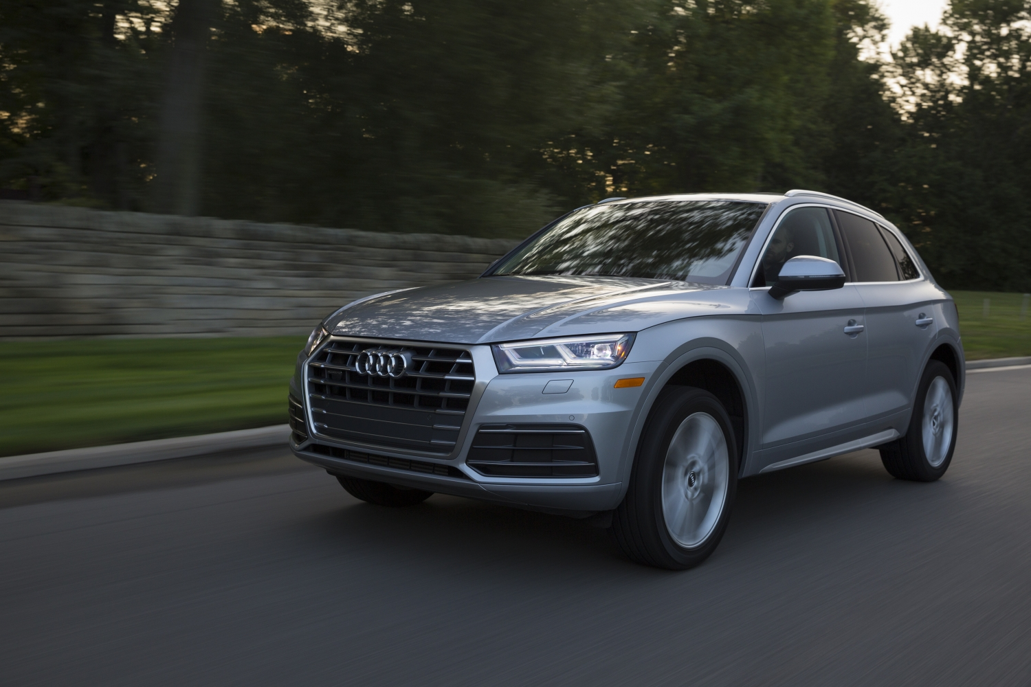 Just How High Tech is the Audi Q5?