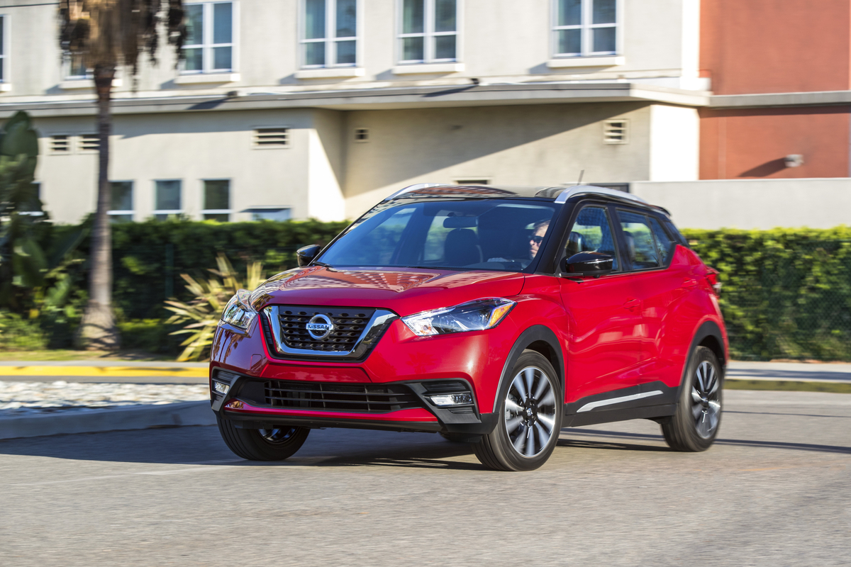 Nissan Targets Kicks to Millennials and Retirees