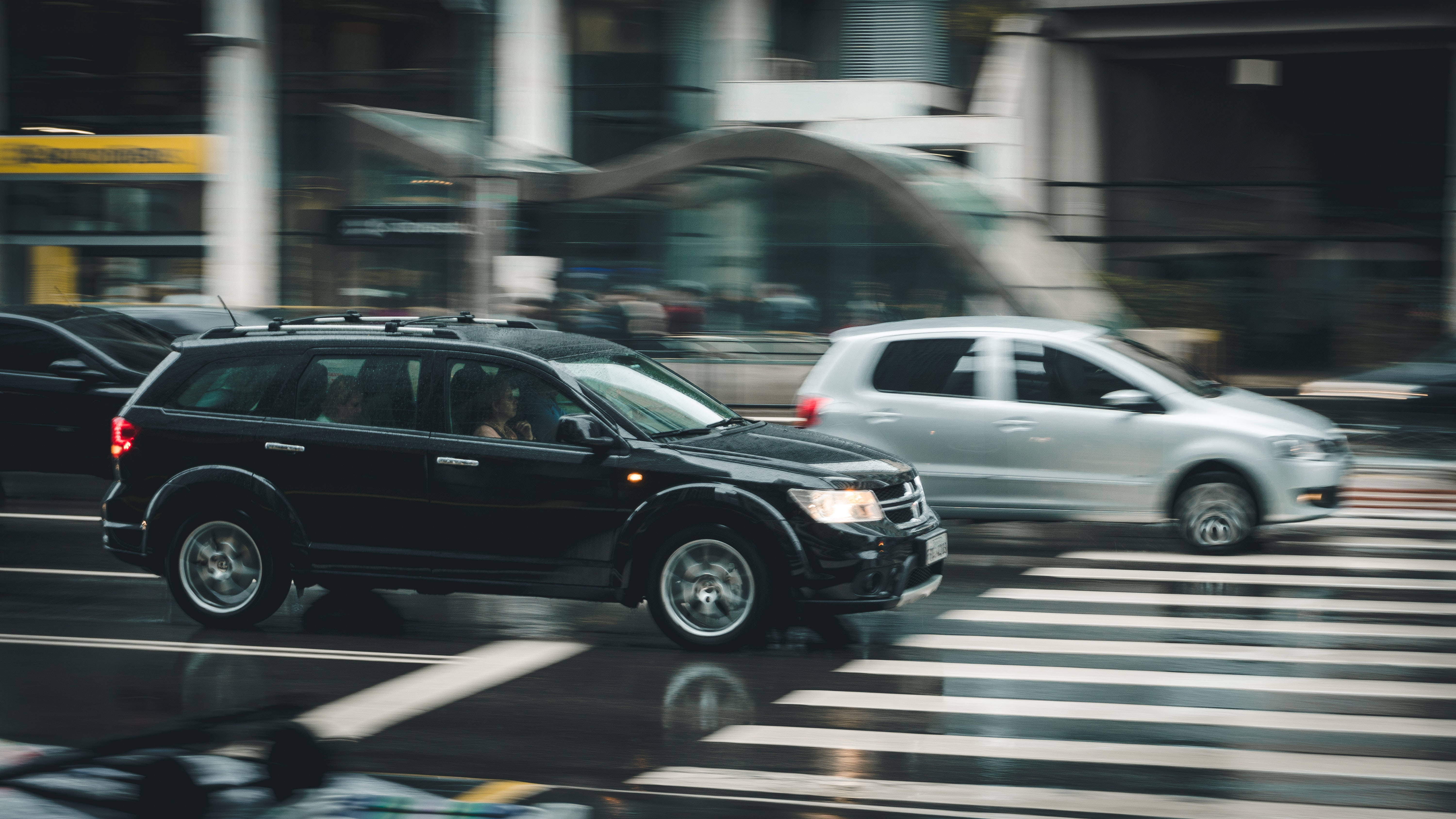 Safer Vehicle Designs May Reduce Pedestrian Fatalities