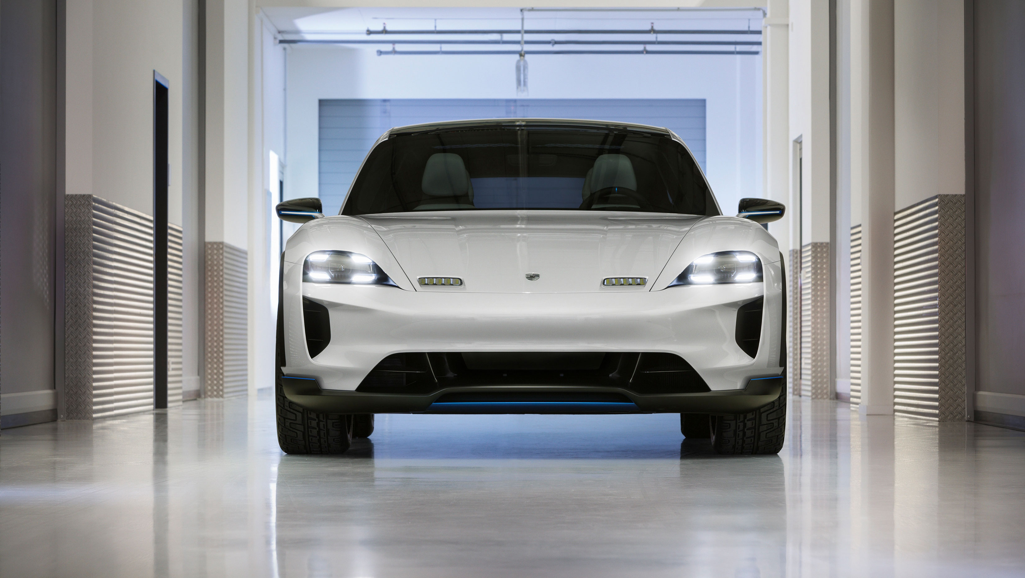 Porsche's Electric Vehicle Plans