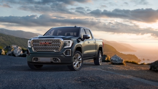 Motor Matters: GMC Rolls Out New 2019 Sierra Denali Pickup