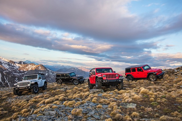 Motor Matters | The 2018 Jeep Wrangler: Time for Open-Air Adventures