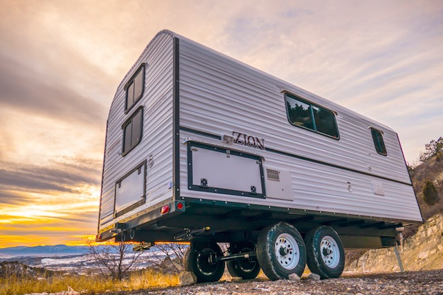 Motor Matters | Zion Trailer: For Rugged RVers, Herders, Ranchers