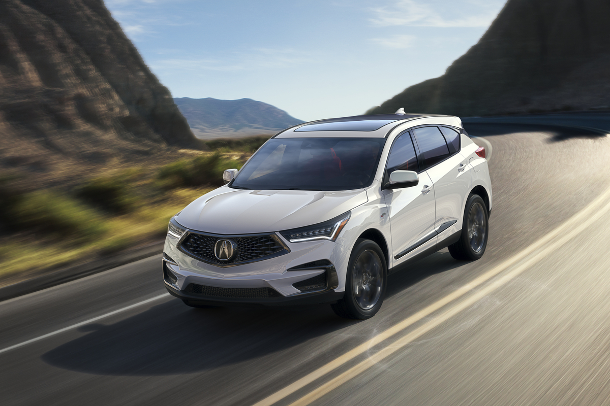 Acura RDX Undergoes Extensive Overhaul