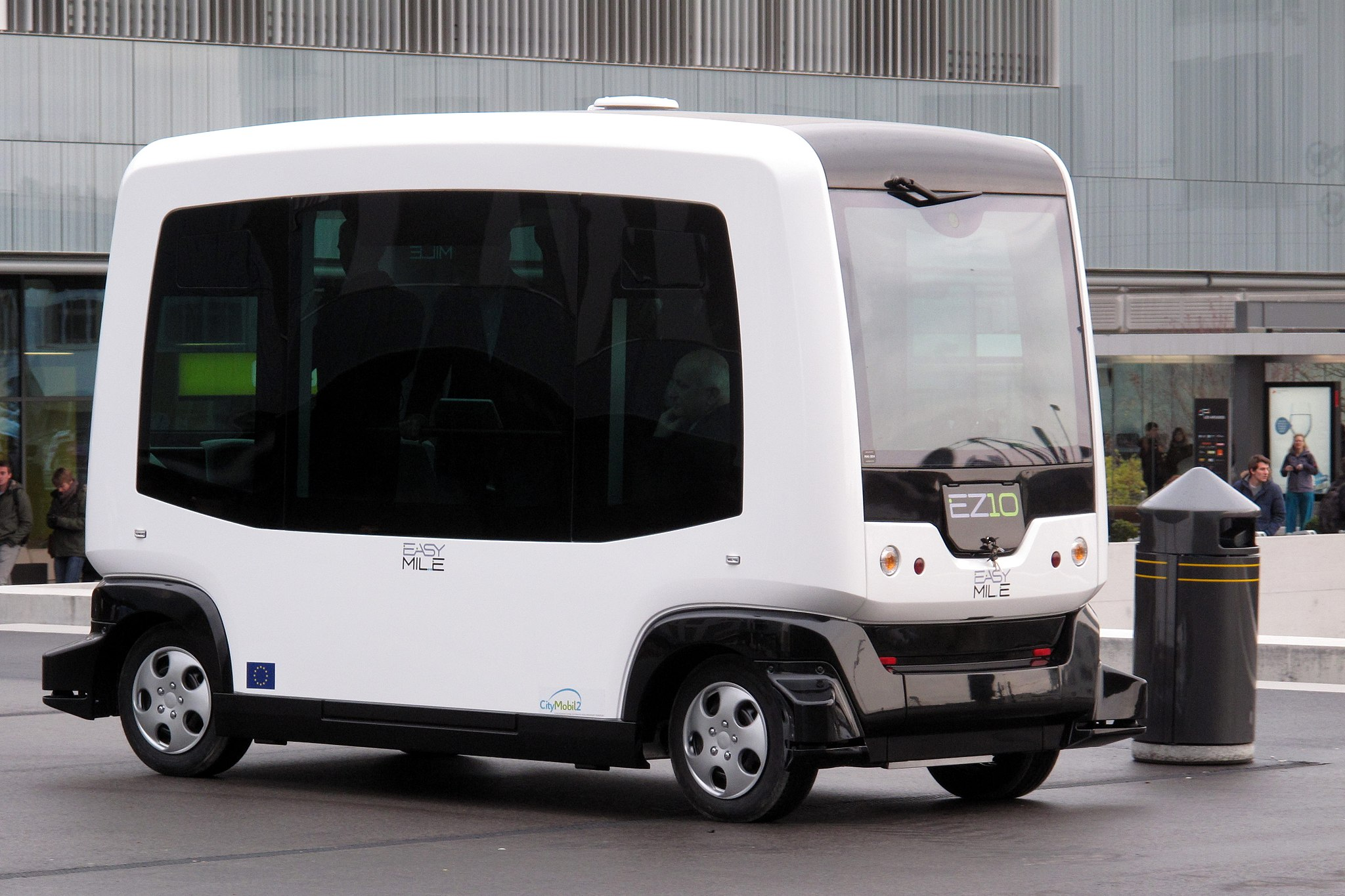 The Race to the Road: Autonomous Shuttles vs. Driverless Cars