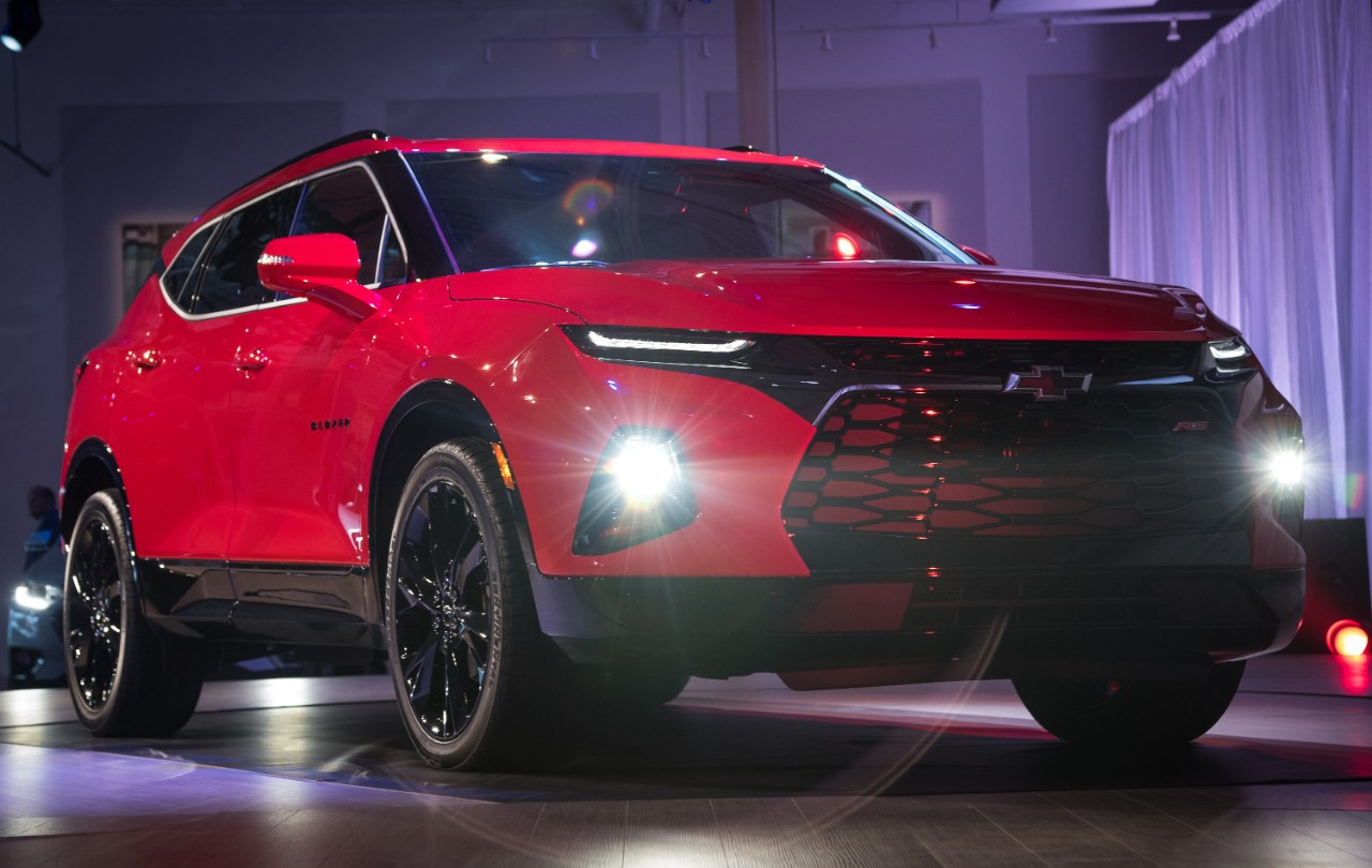 Chevy Re-Releases an Old Friend | The 2019 Chevy Blazer