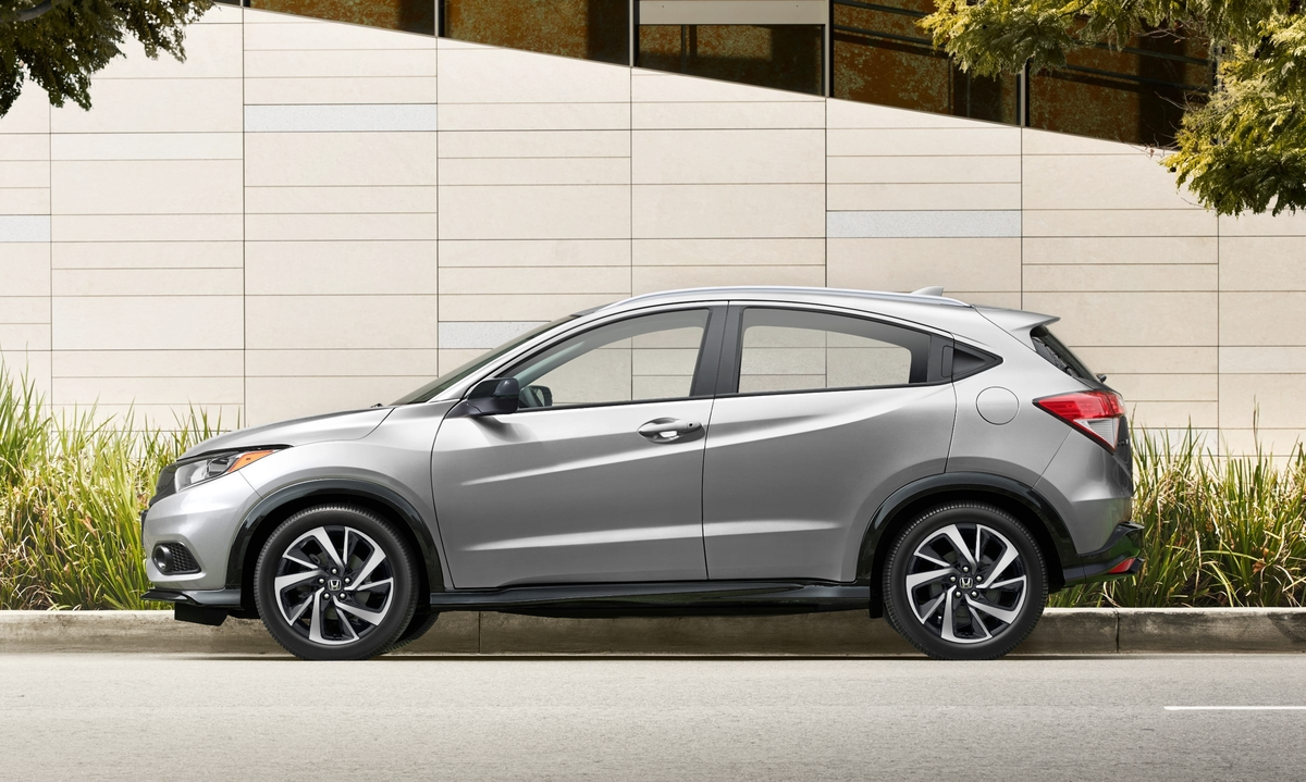 Honda Ups the Price on the HR-V