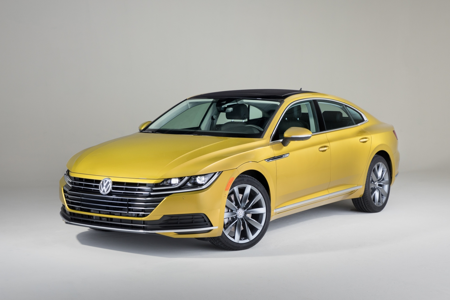 Volkswagen's New Flagship Sedan: The Arteon