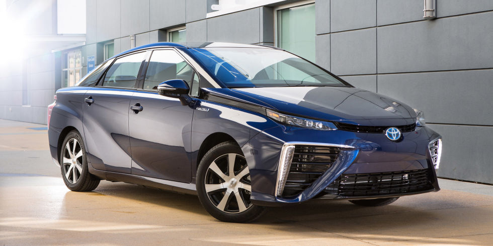 Think Hydrogen Cars Are Full of Crap? Toyota Is Here to Prove You Correct