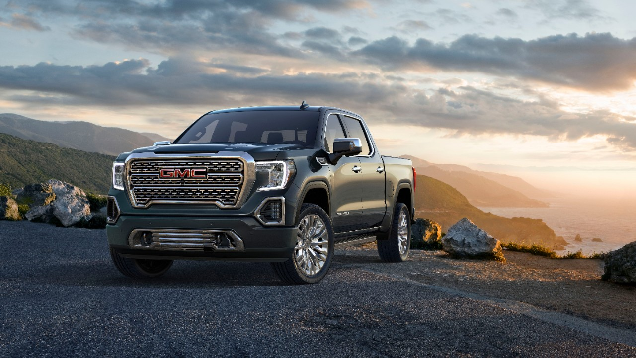 The 2019 GMC Sierra is Bigger and Better