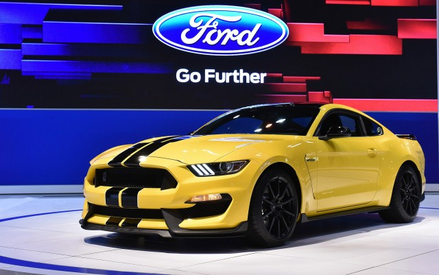 Want a Ford Shelby GT350R Mustang? Get in Line