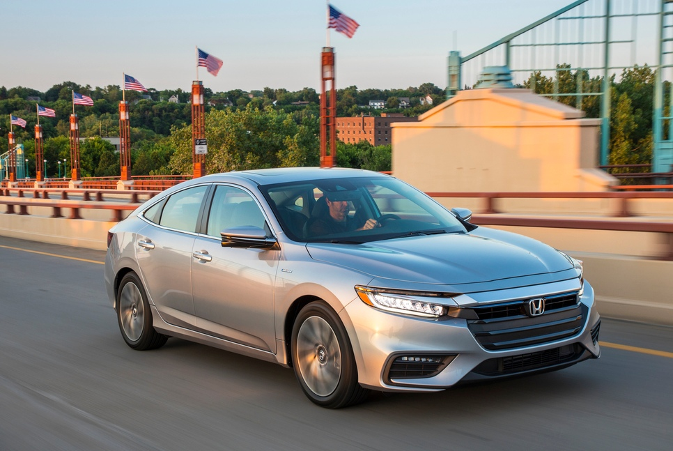 The 2019 Honda Insight: A Seriously Fuel-Efficient Sedan