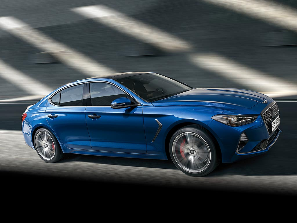 The 2019 Genesis G70 Brings Excitement and Style to the Road