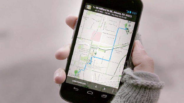 Google Maps Updates Itself for the Benefit of Android Users