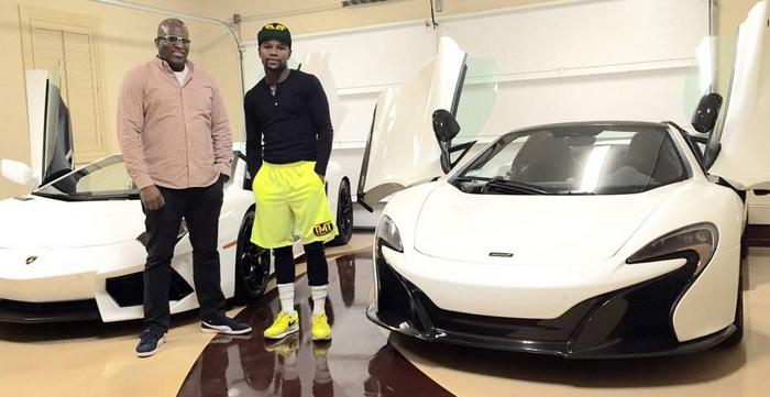 Vegas Dealership Sells Over 100 Cars to Its New Best Friend, Floyd Mayweather