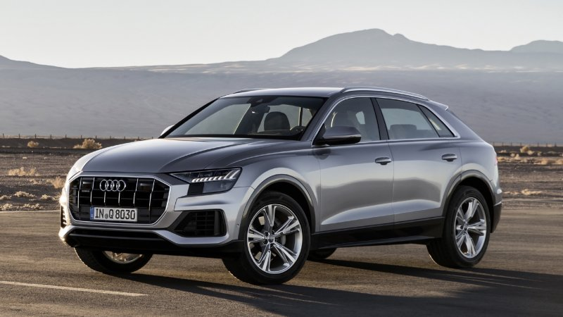 Audi Takes its First Step Into the Coupe Crossover Segment