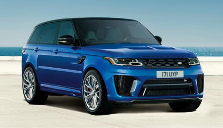 The 2019 Range Rover Sport: It's All That and a Bag of Chips