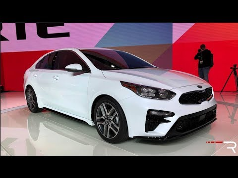 The 2019 Kia Forte: Stylish and Practical