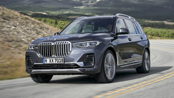 The BMW X7: It's a Big One