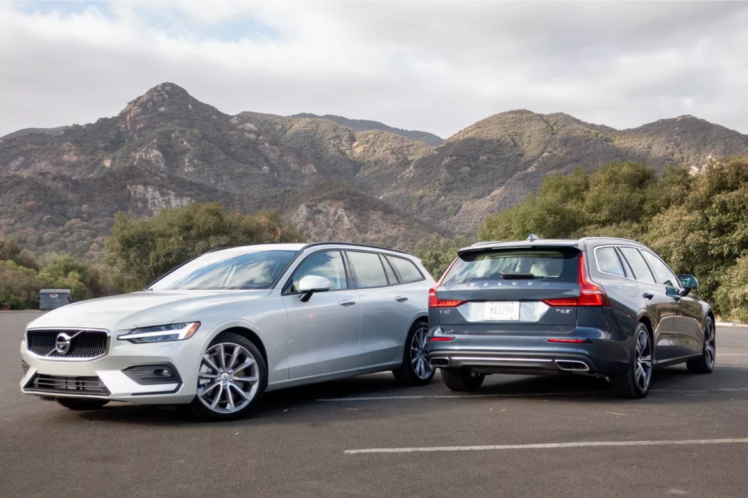 The 2019 Volvo V60: A Station Wagon with Style