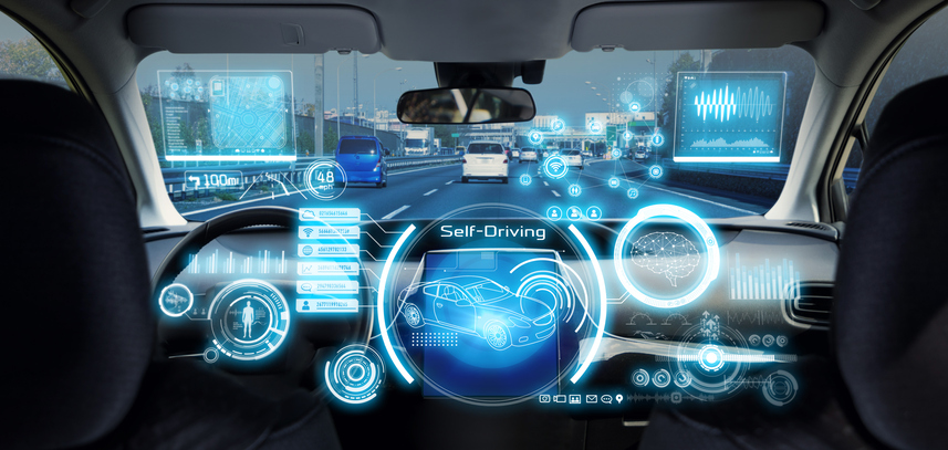 Driverless: The Rise of the Autonomous Vehicle