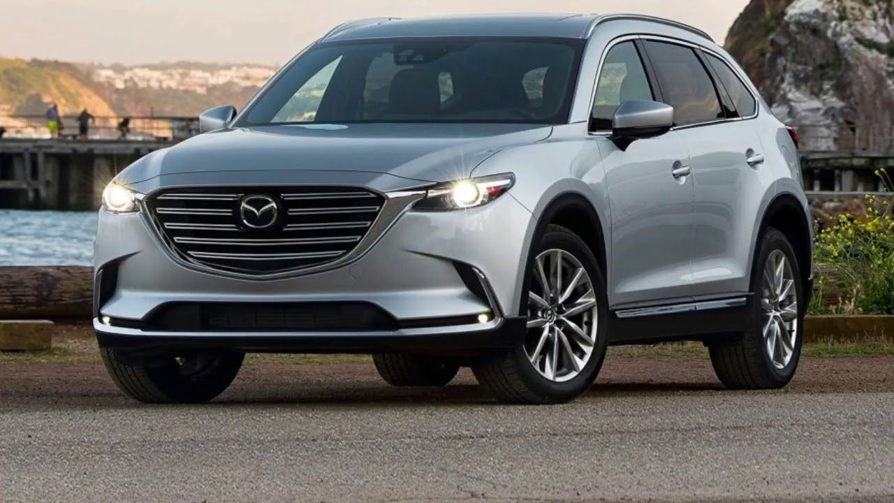 The 2019 Mazda CX-9 is Perfect for a Growing Family