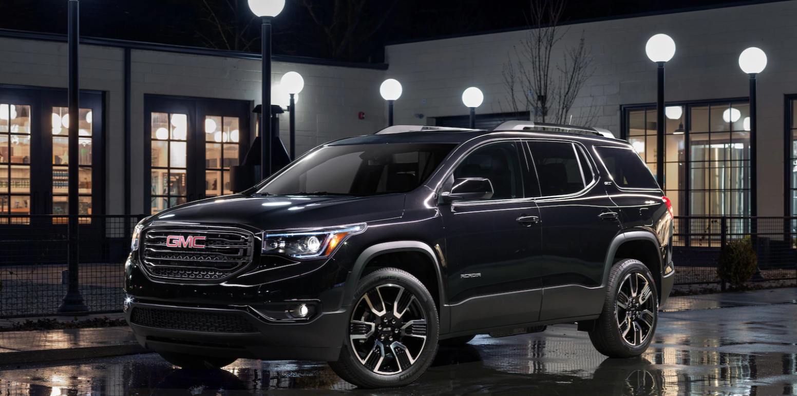 The 2019 GMC Acadia is a Family Hauler with Style