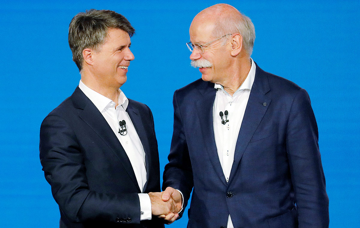 Daimler and BMW To Launch Joint Automotive Venture
