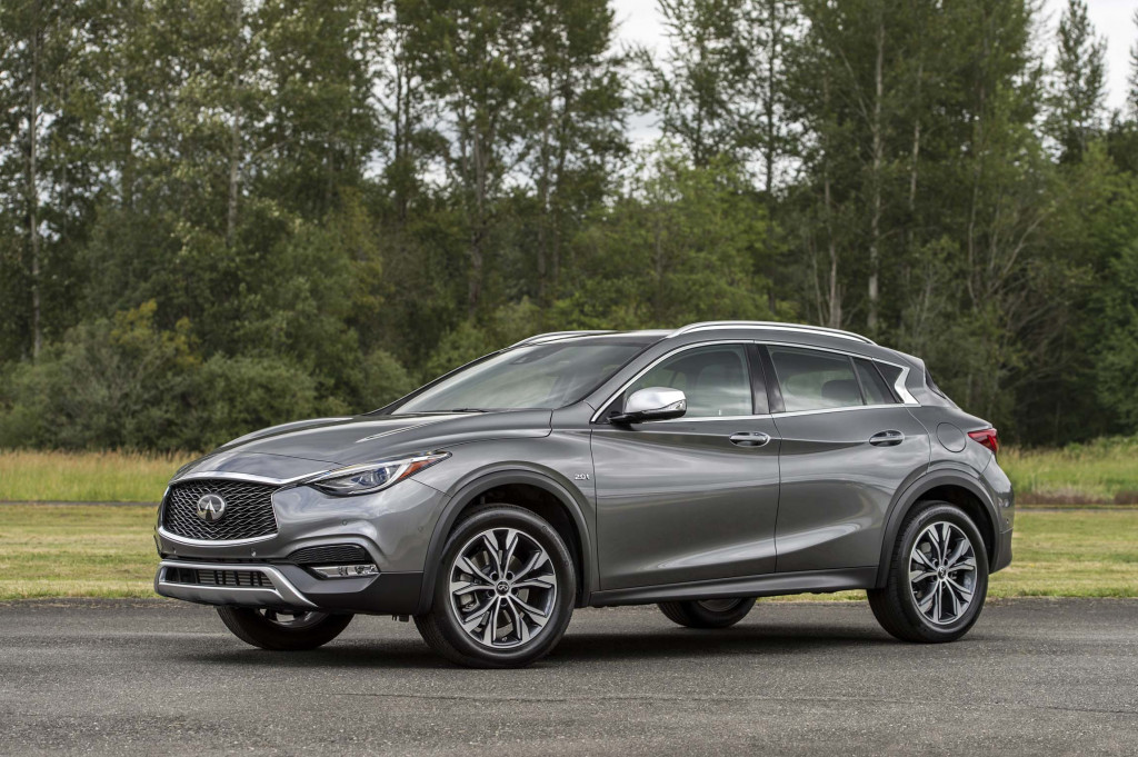 The 2019 Infiniti QX30 is Affordable to Own and Fun to Drive