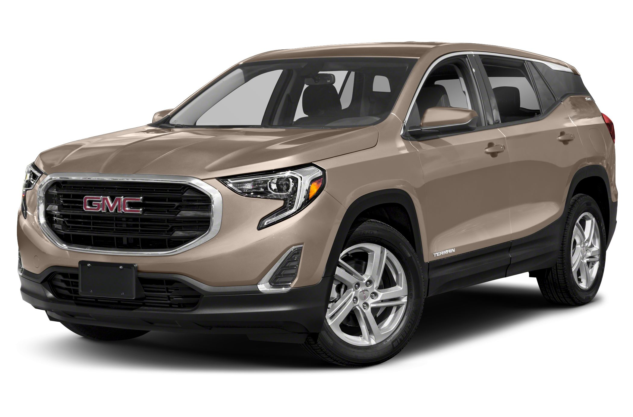 2019 GMC Terrain Offers Style and Flexibility