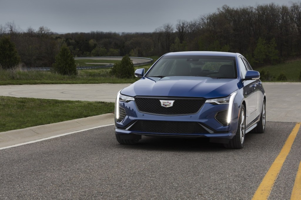 The 2020 Cadillac CT-4: A Modern Sports Sedan