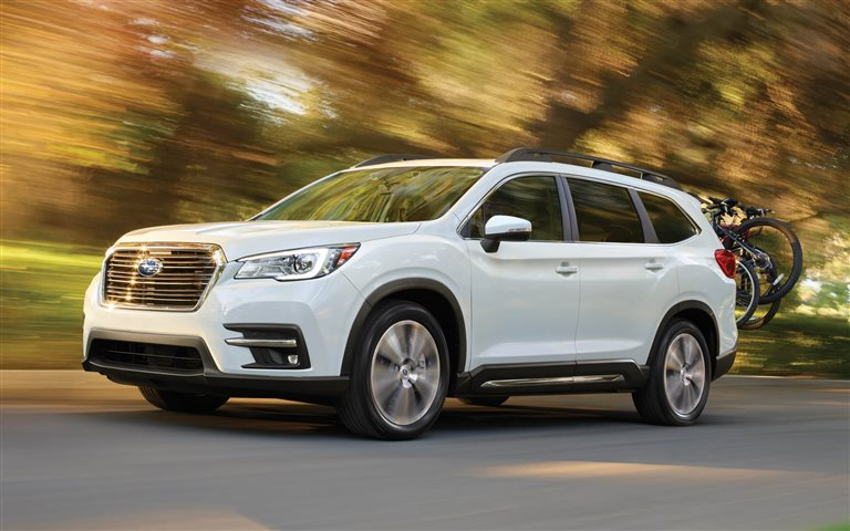 Subaru Ascent to Outshine the Tired Tribeca