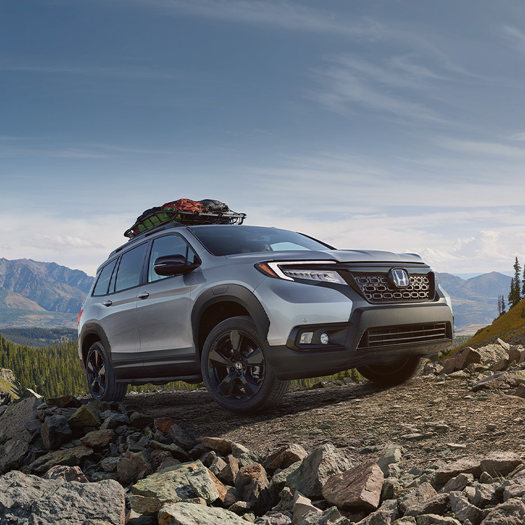 The 2020 Honda Passport is the Perfect Size