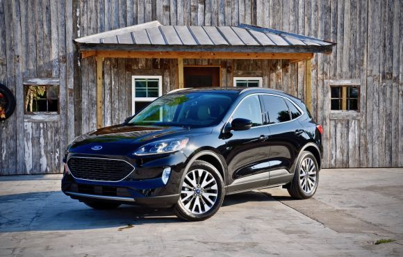 The 2020 Ford Escape: Sportier and Better Than Ever
