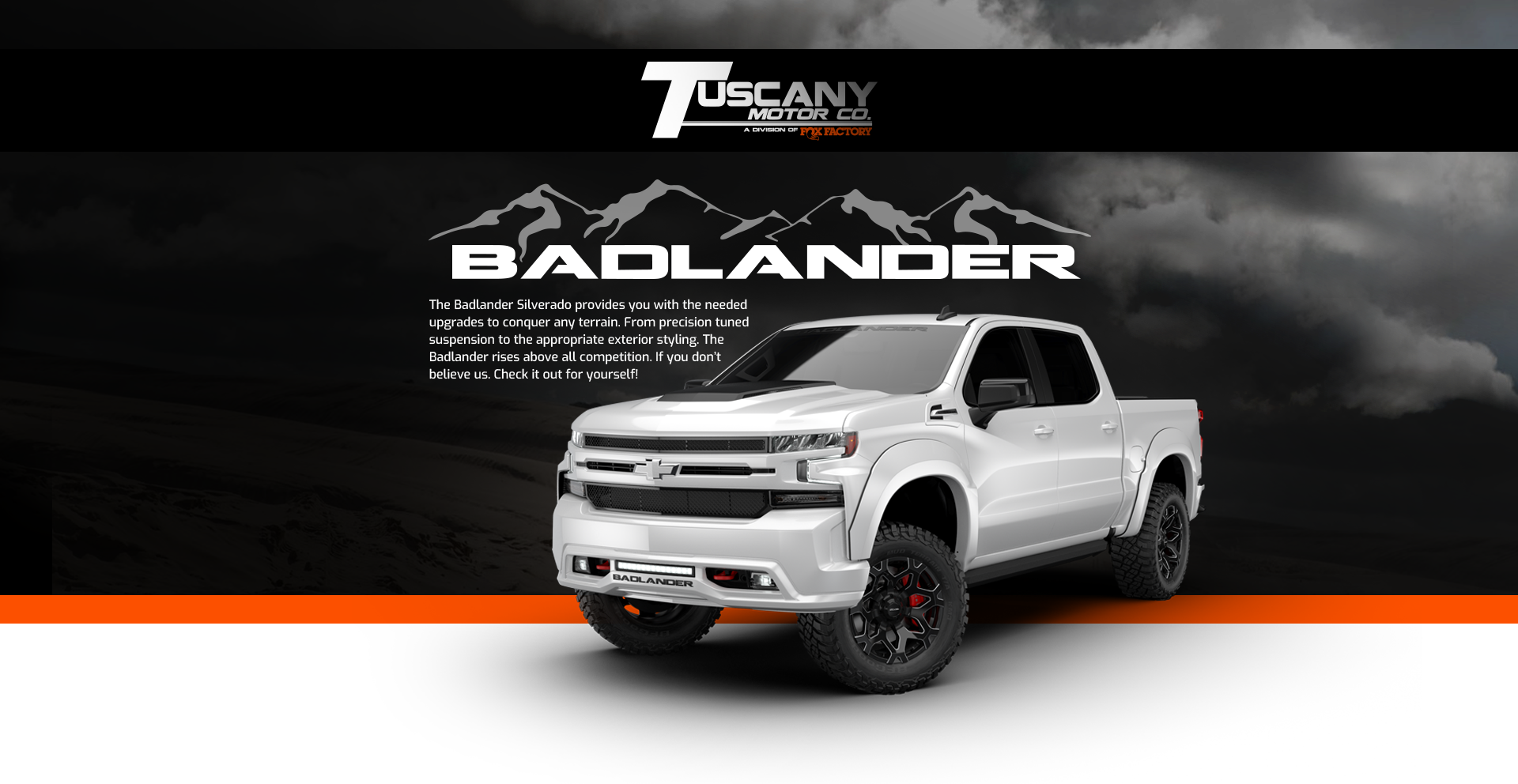 Tuscany Badlander Custom Lifted Chevy Trucks For Sale In Grapevine