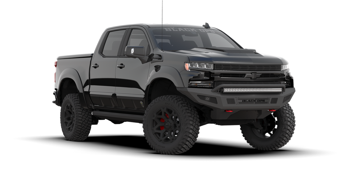 Tuscany Custom Chevrolet Lifted Trucks For Sale In Grapevine